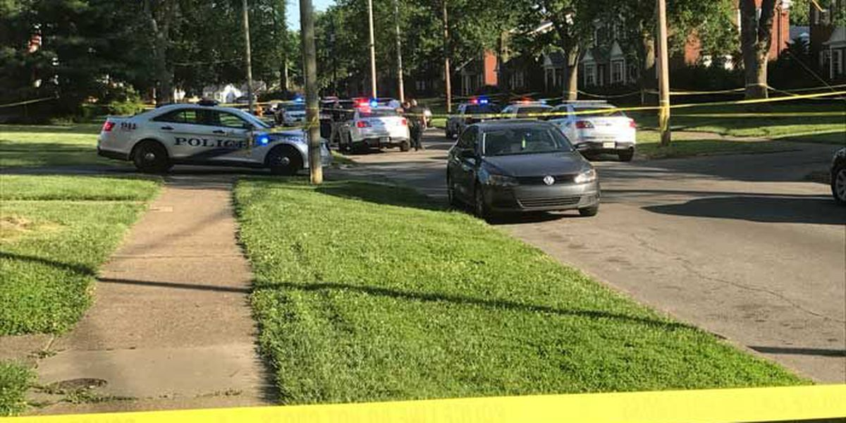 LMPD investigating fatal shooting in Iroquois neighborhood