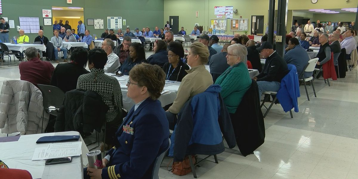 MSD and Louisville Water host annual Veterans Day recognition ceremony