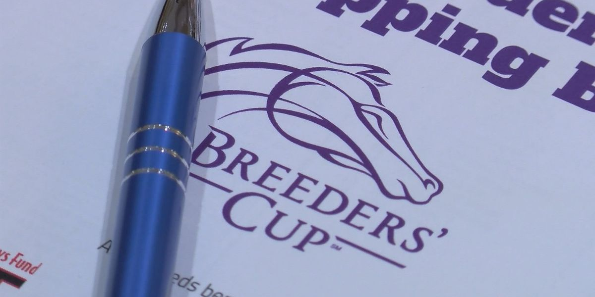 Thousands gear up for Breeders' Cup