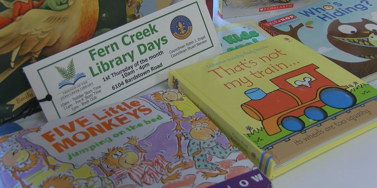 Limited library services to return to Fern Creek branch