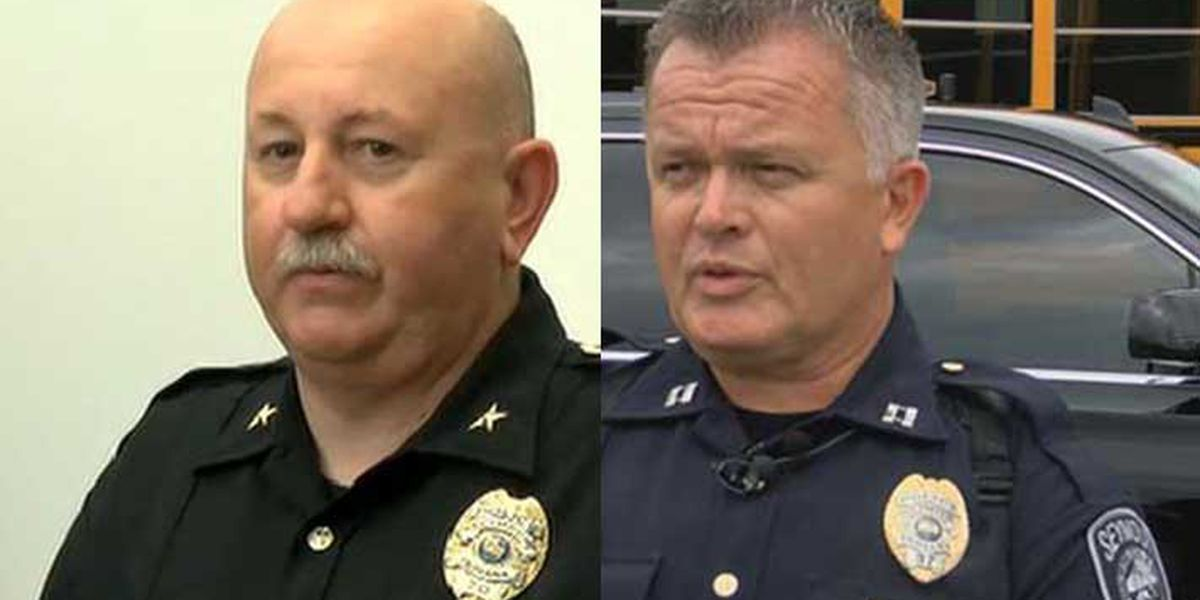 Investigation into outside jobs leads to arrest of 2 Seymour PD officers