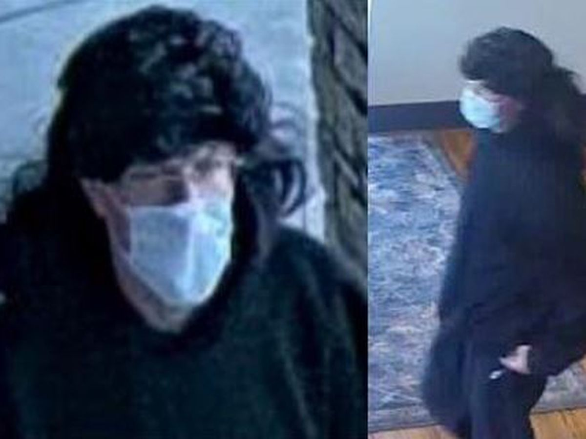Wig-wearing man wanted in connection to Clarksville bank robbery, several others