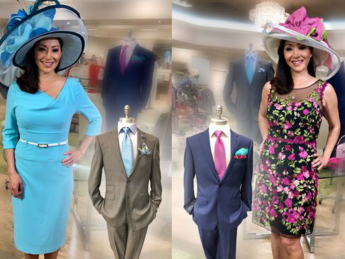 VOTE: Shannon Cogan's Derby 145 outfit