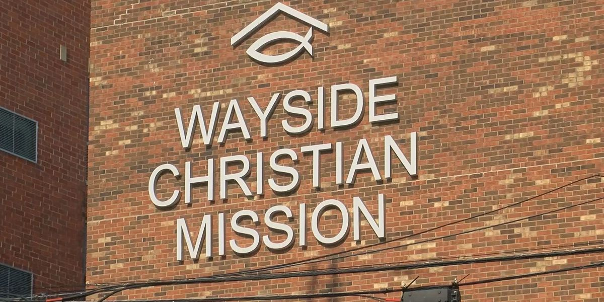 Wayside Mission White Flag shelters open for homeless