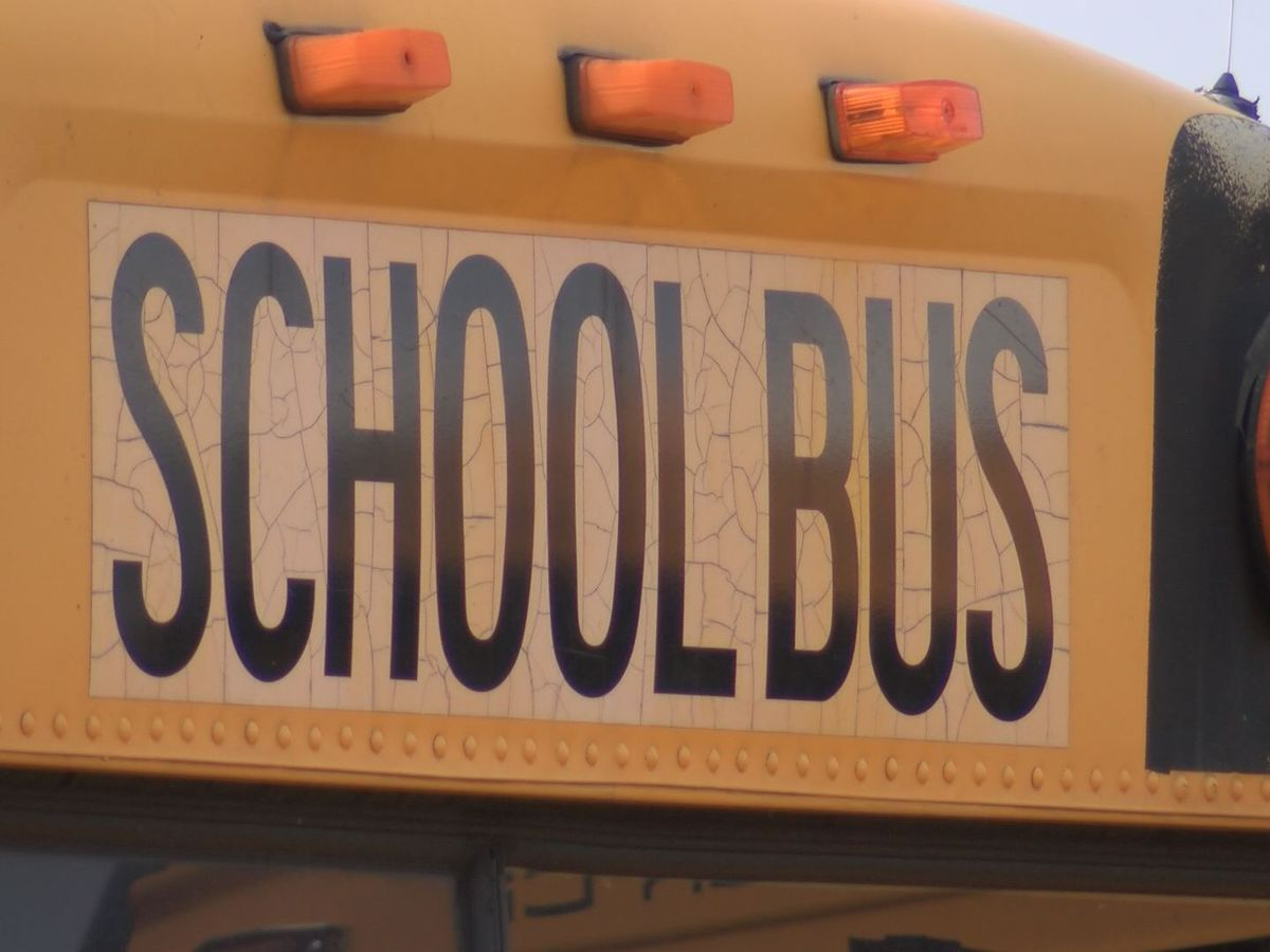 Student injured in crash involving JCPS bus