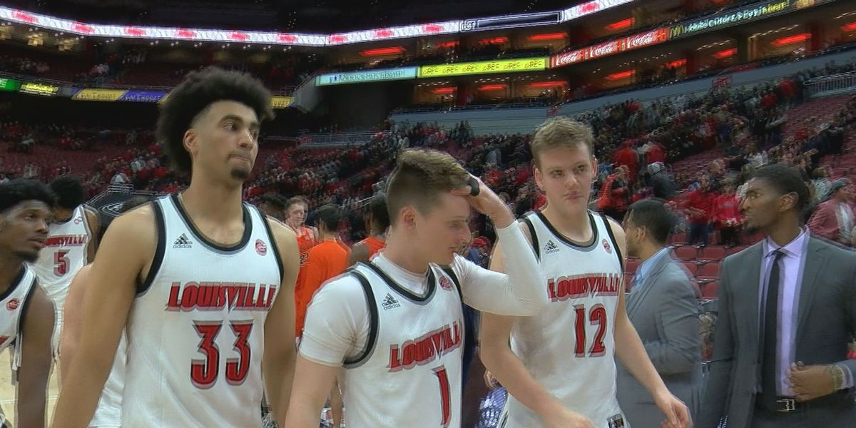 #13 UofL rallies late for 74-58 win over Miami