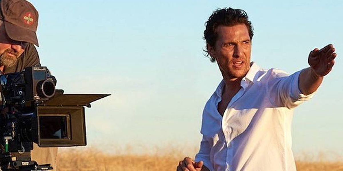 Matthew McConaughey says he would be open to running for Texas governor