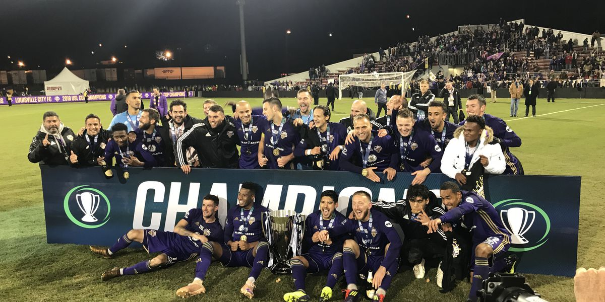 LouCity wins back-to-back USL Championships