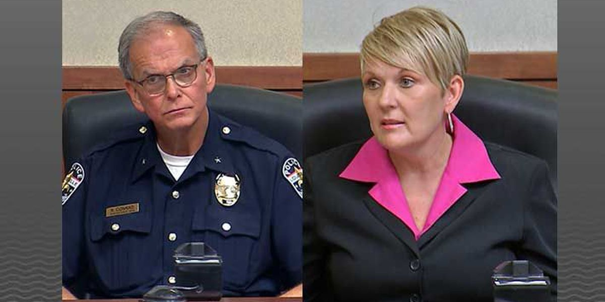 Two police chiefs take stand in LMPD whistleblower case