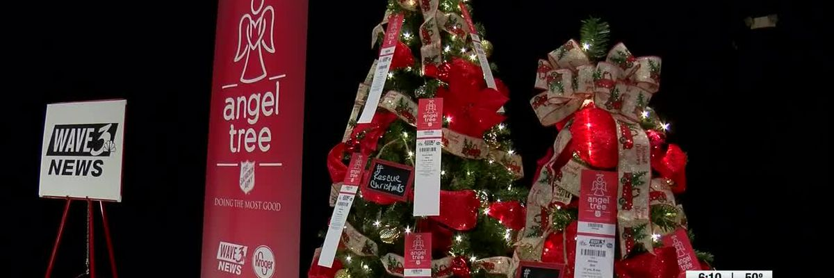Salvation Army's Angel Tree campaign seeking adoptions with one week left