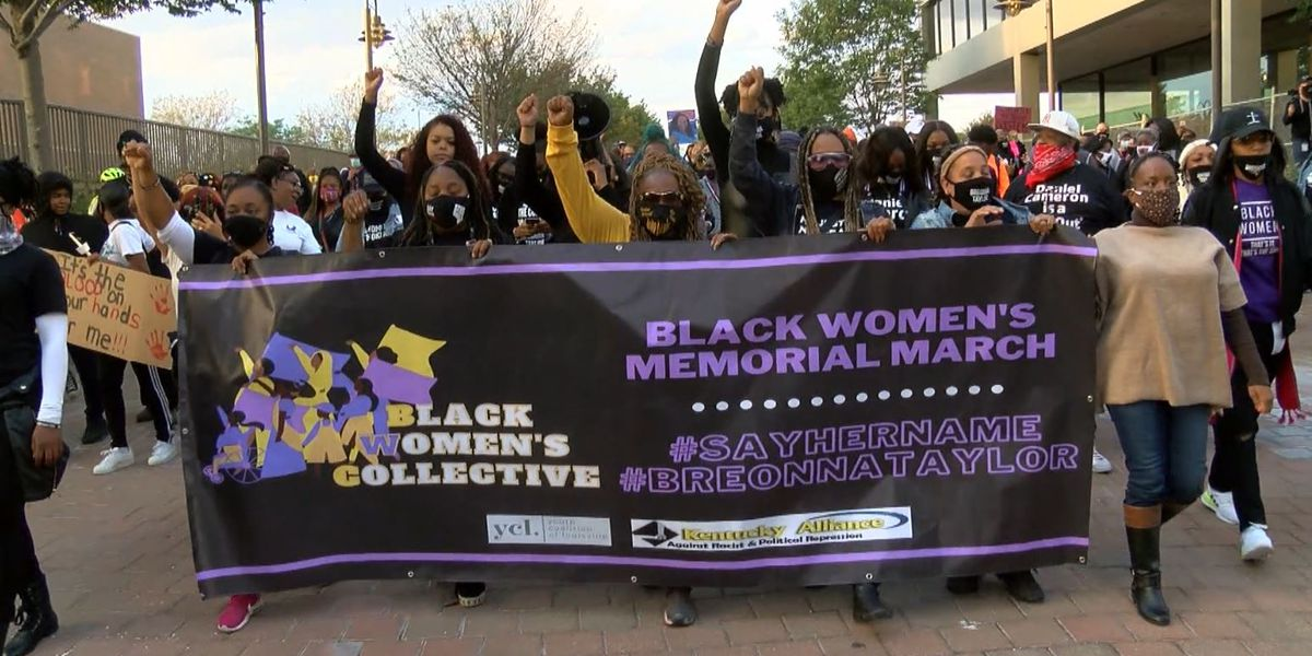 New group expands effort to honor Breonna Taylor and all black women