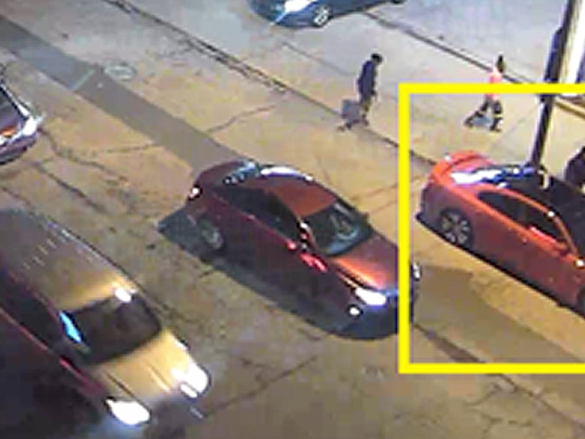 LMPD hoping surveillance images lead to New Year's Eve stabbing suspect