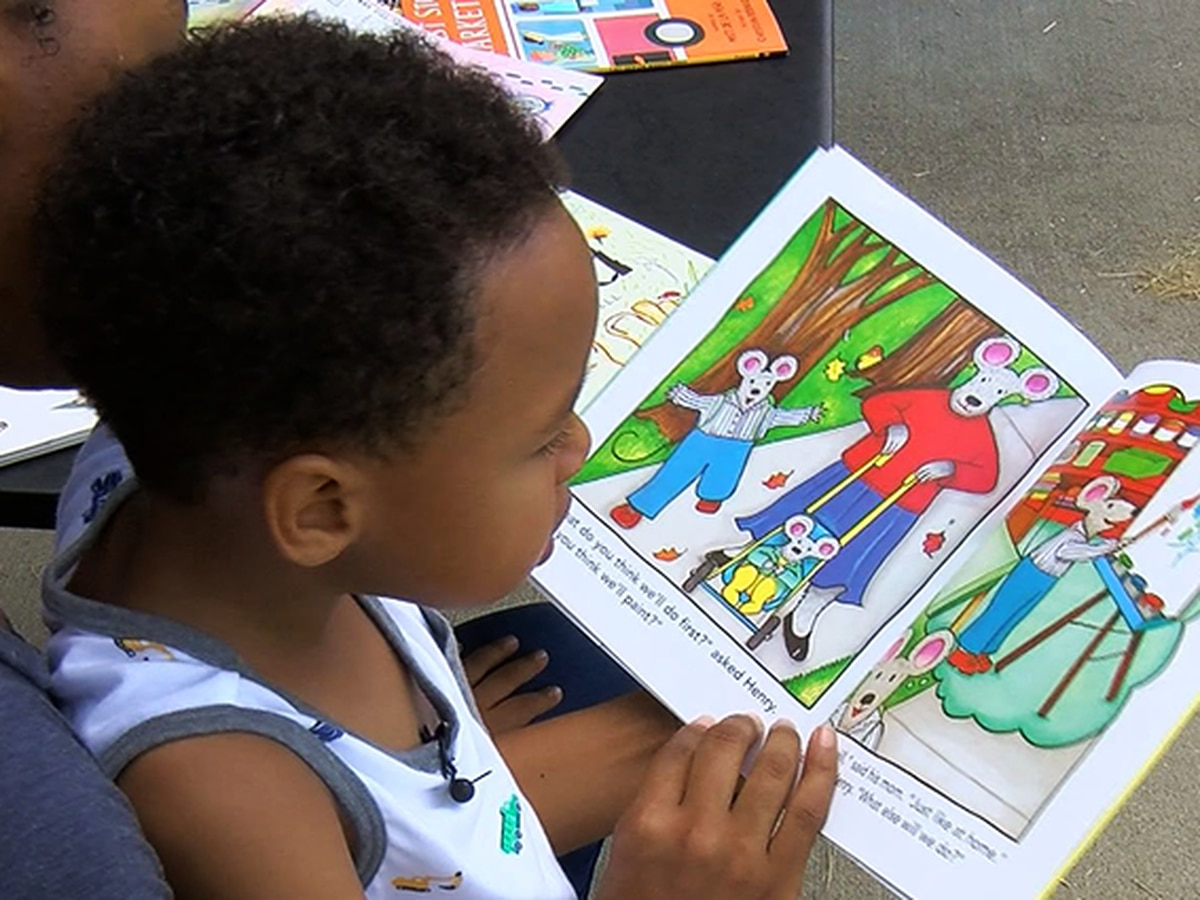 Free books to be given out during drive-thru Kindergarten Kickoff