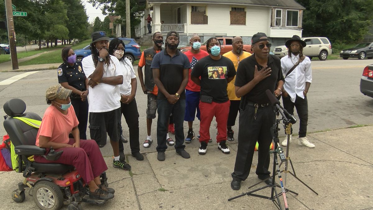 Community activist, local artists release music video to promote anti-violence in Louisville