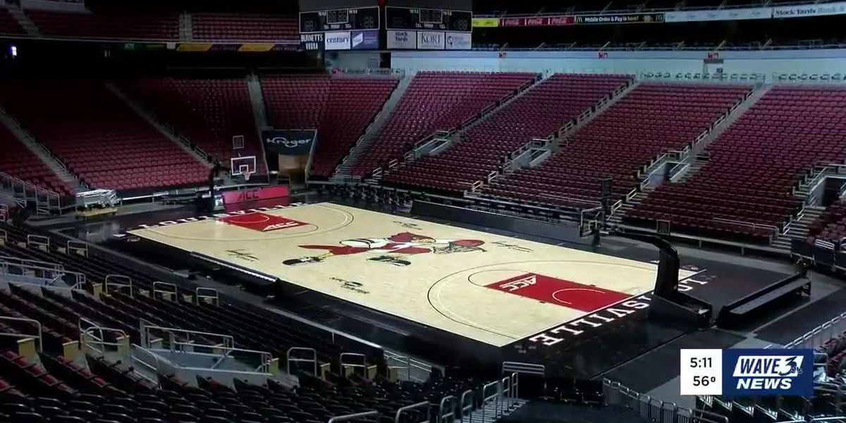 15% cap placed on attendance for UofL home basketball games