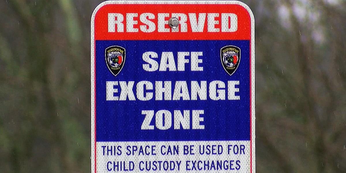 Charlestown Safe Exchange Zone set up at police department