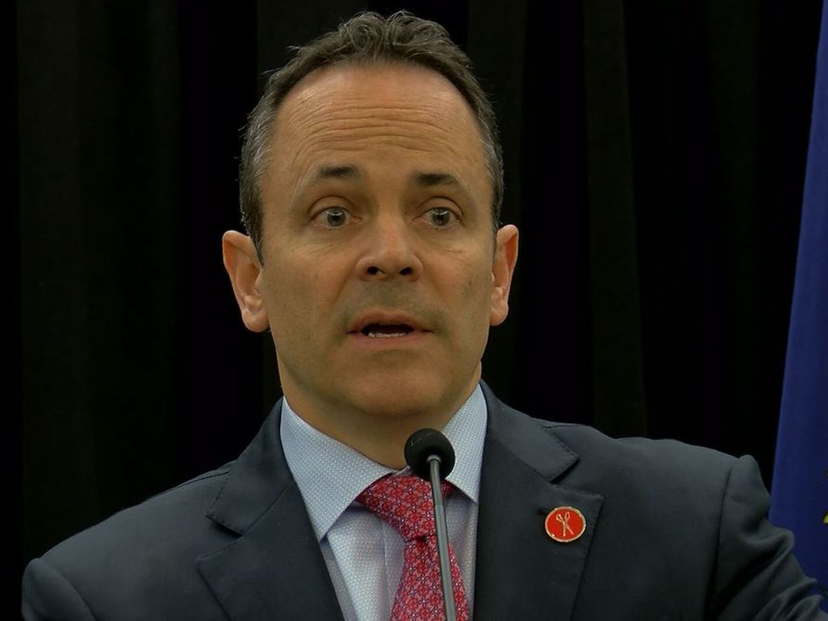 Bevin writes to lawmakers to outline changes to pension plan