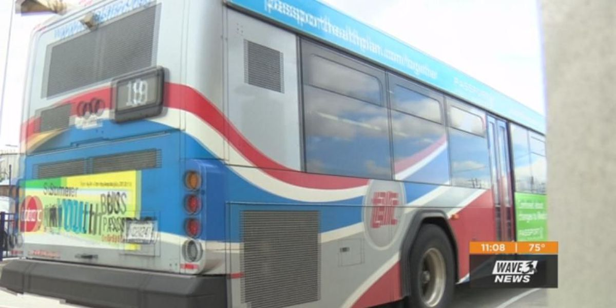 TARC adjusts routes #15, #19, #20 and #23