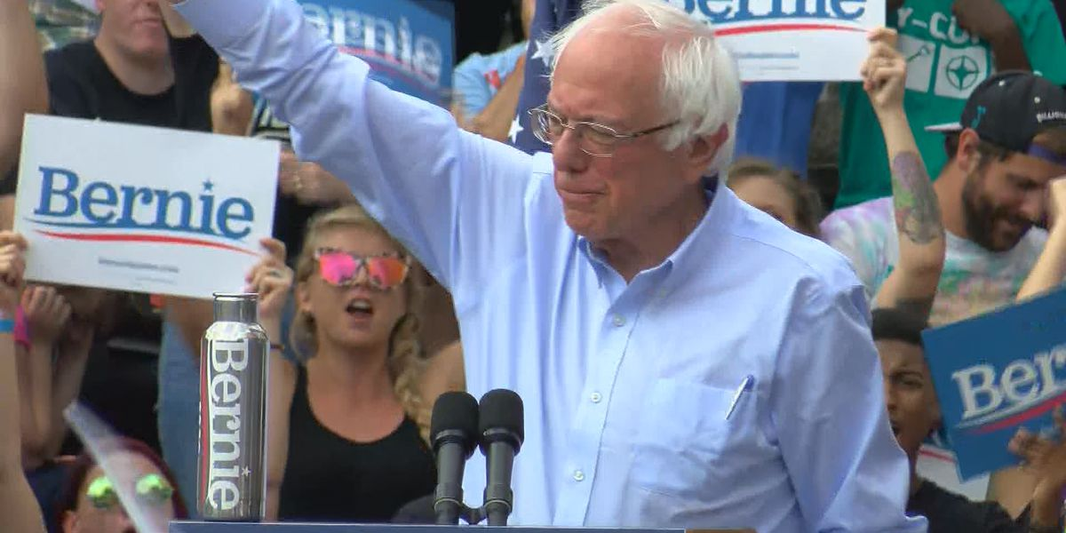 Bevin responds to Bernie Sanders Louisville visit