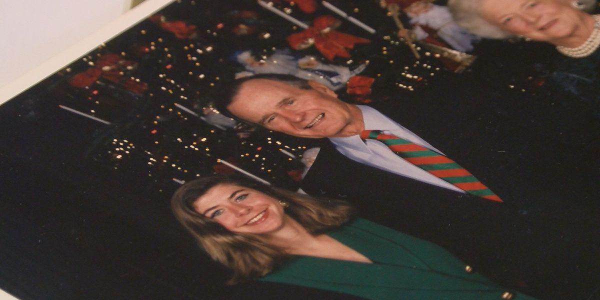 Louisville woman who worked alongside Bush cherishes memories
