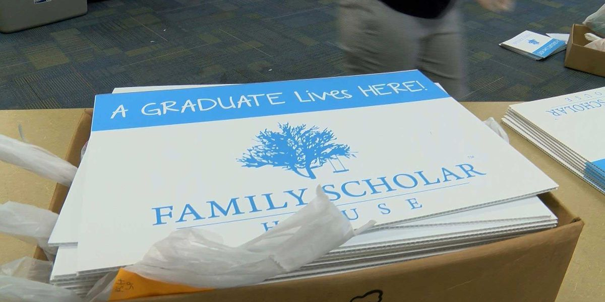 Pandemic doesn't stop Family Scholar House from helping those in need