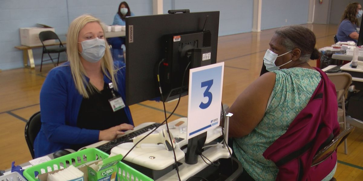 West End vaccination site provides new health care opportunity for residents