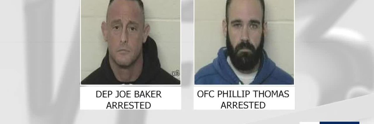 Scott County prosecutor dismisses 34 cases involving two officers arrested for drugs