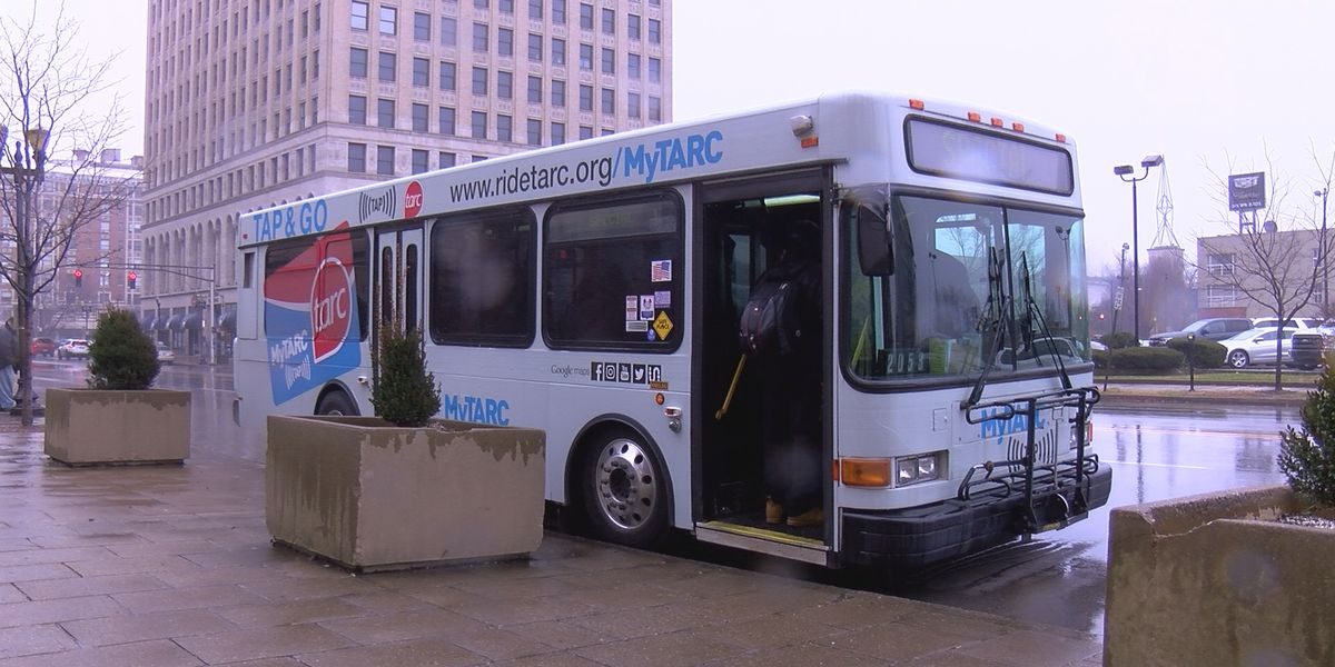 TARC celebrates new fare system with free rides