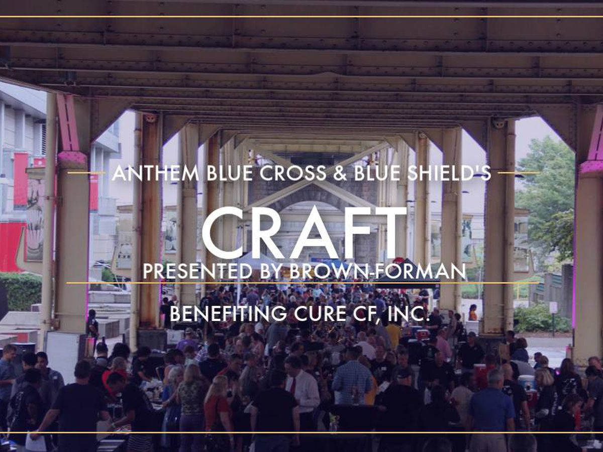 Cure CF's Annual CRAFT Event To Combine Fundraising and Local Food and Drink
