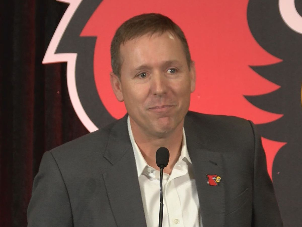 UofL football scheduled for 2019 is finalized
