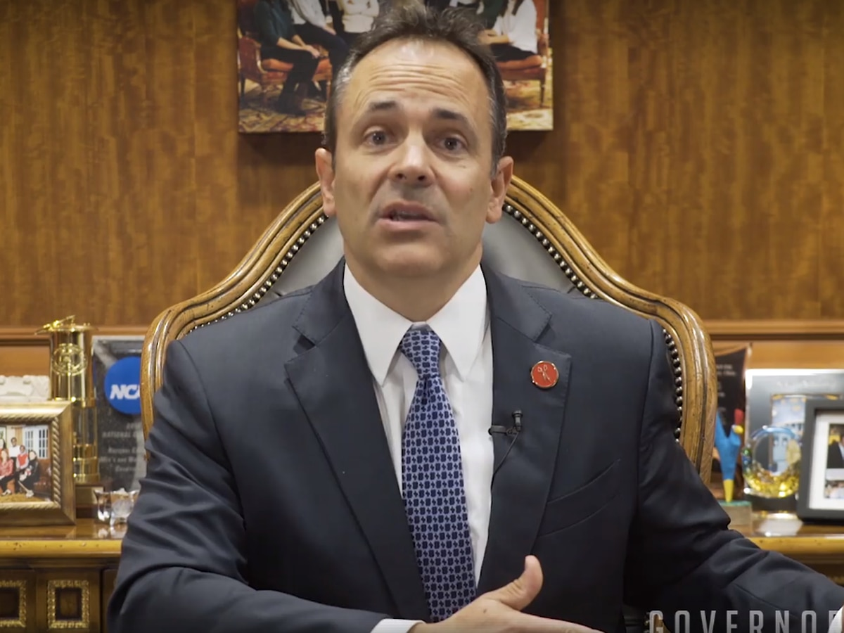 Bevin: Zombies, abortions indicative of death-obsessed culture
