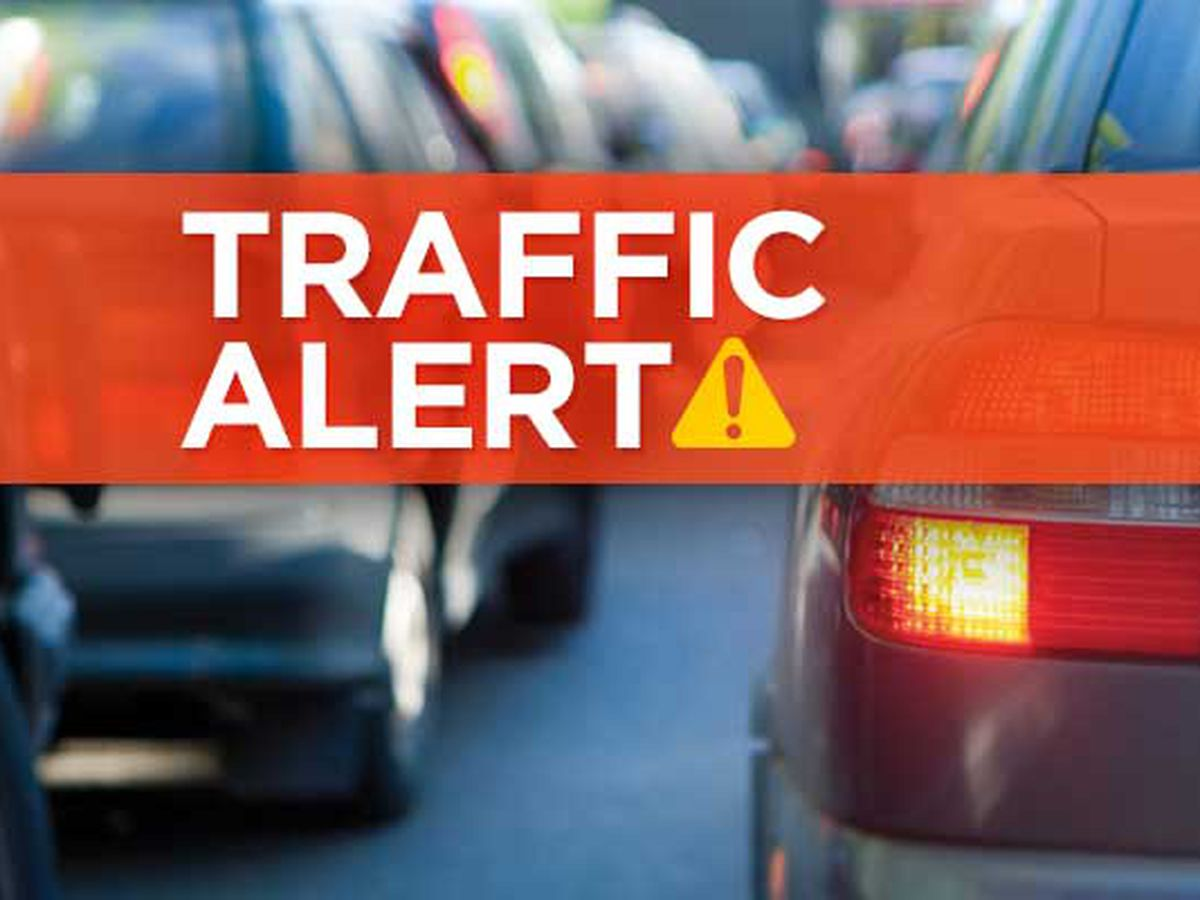 I-65 South closed in Louisville due to injury crash