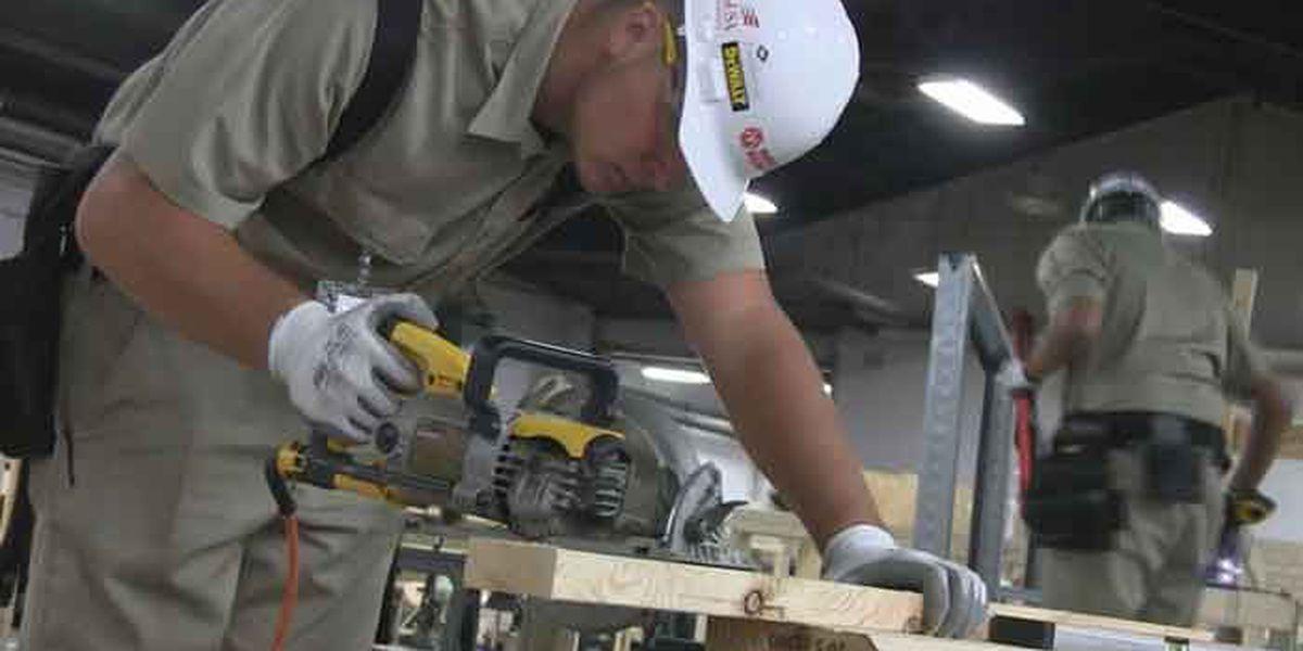 Highly skilled workforce in Louisville for SkillsUSA