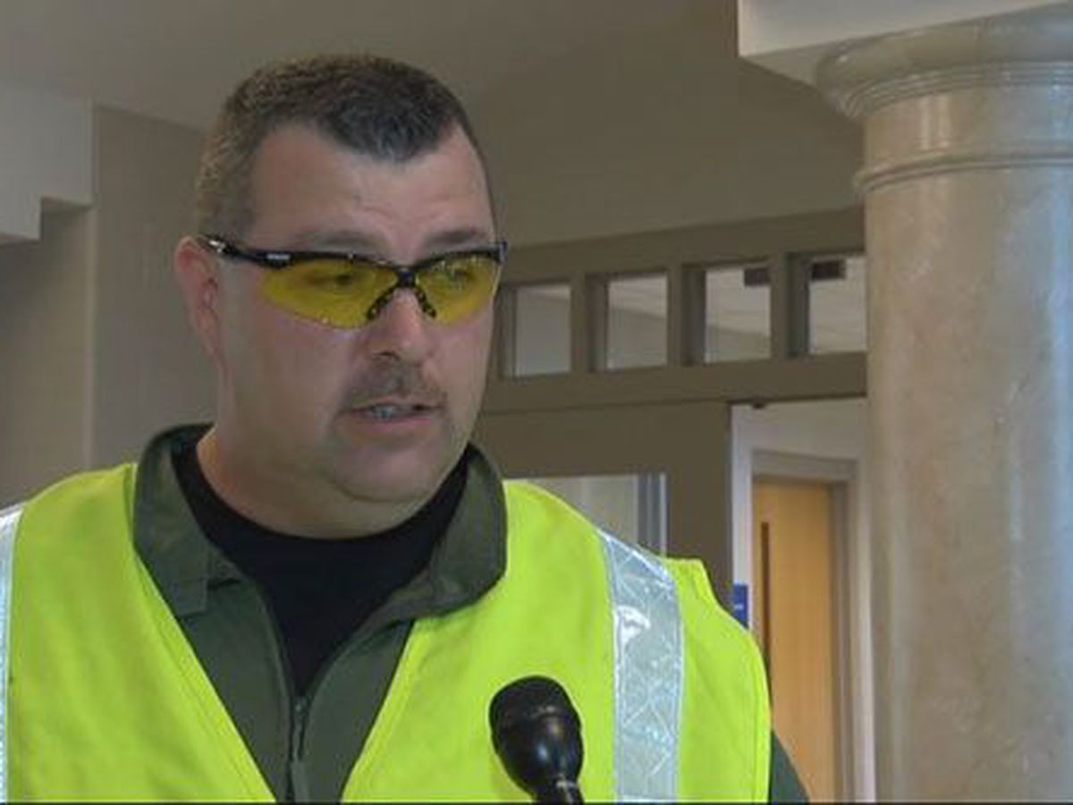 Charges dismissed against former Bullitt County chief deputy