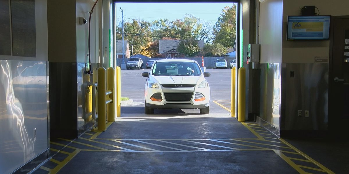 Drive-thru healthcare service unveiled in Louisville