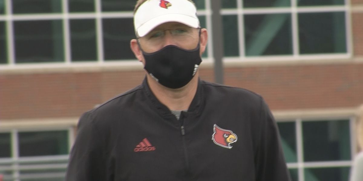 UofL's Satterfield says ACC moving forward with plans to play football in fall