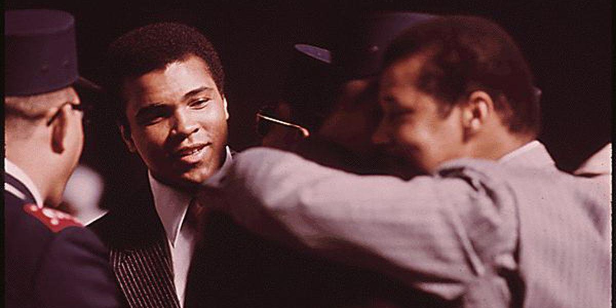 Muhammad Ali's spiritual journey the focus of new podcast