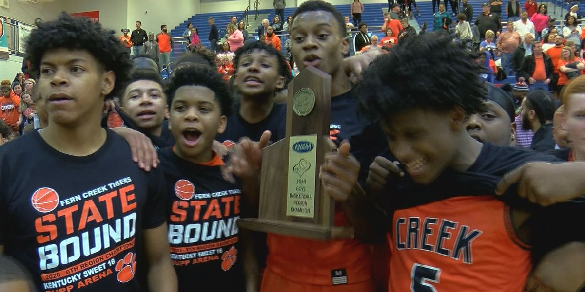 Fern Creek beats Jeffersontown 48-43 for Sixth Region title