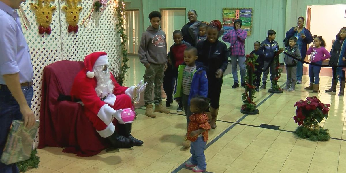 Dozens of children helped through Winter Wonderland Coat Giveaway