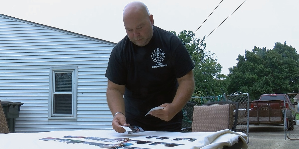 Retired Jeffersontown firefighter remembers weeks spent in NYC following 9/11 attacks