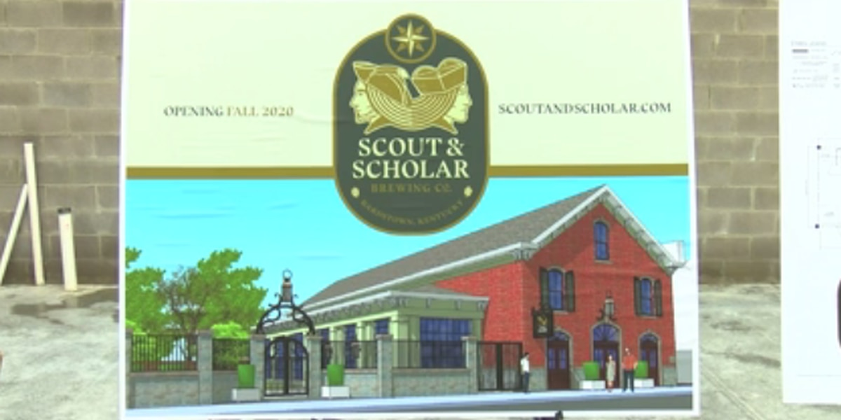 Scout & Scholar Brewing Company to release inaugural beers