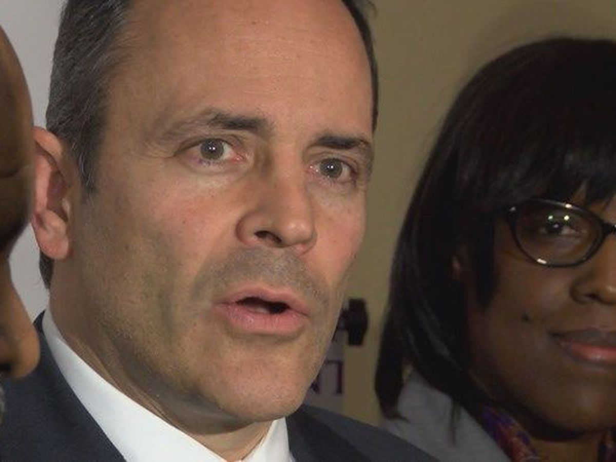 Bevin warns of 'people that would try to hijack our political process'