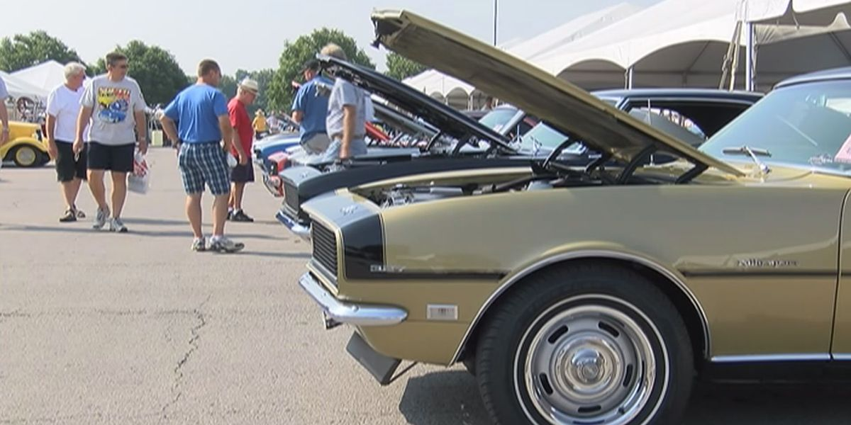 Masks and other changes await crowds at 2020 Street Rod Nationals