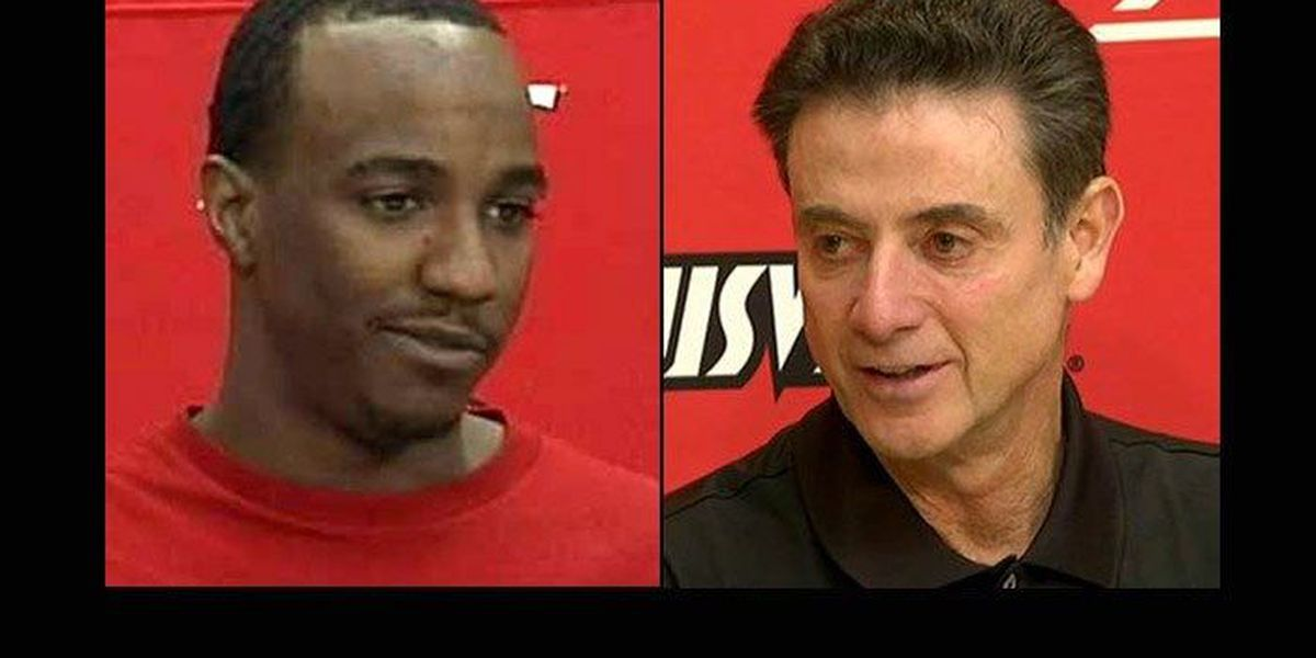 Pitino says Andre McGee needs to come forward