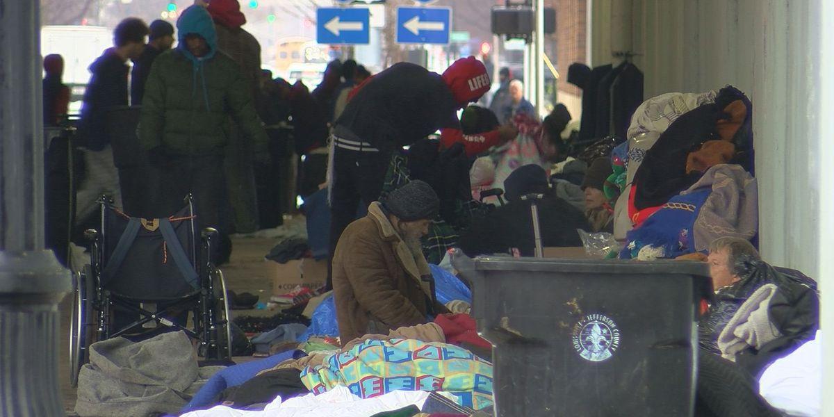 Homeless encampment task force nears one year