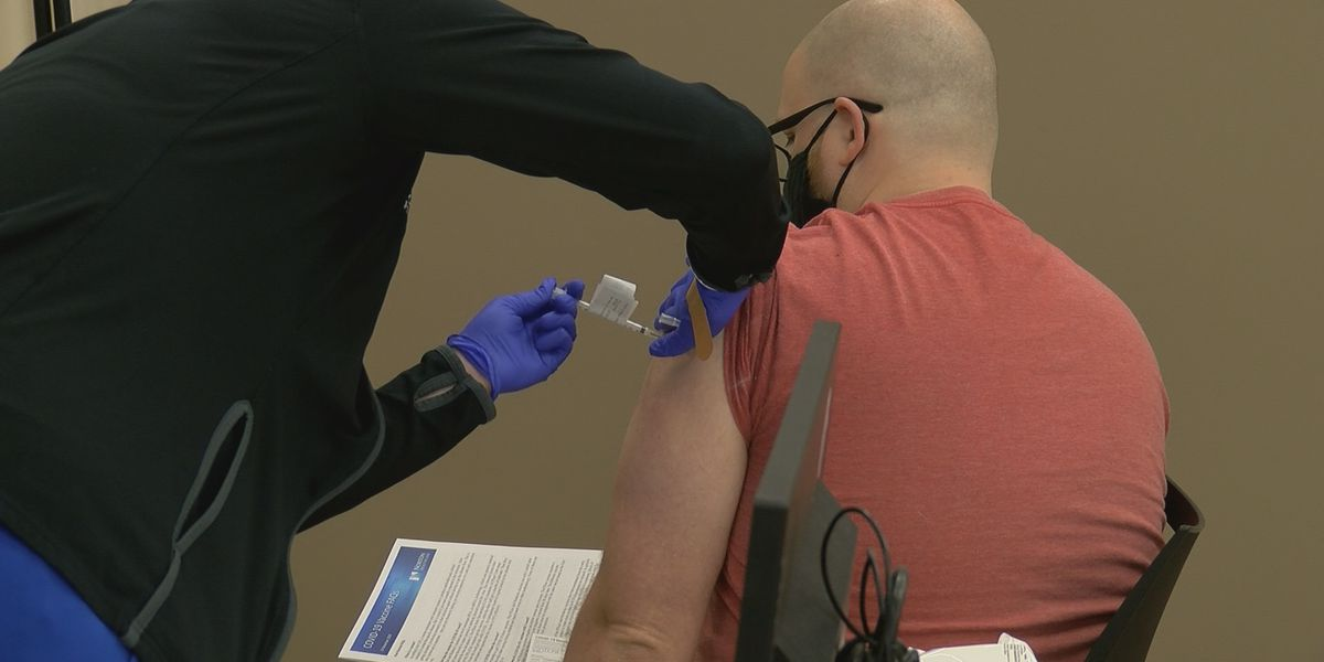 Norton Healthcare celebrates 100,000 vaccine patients