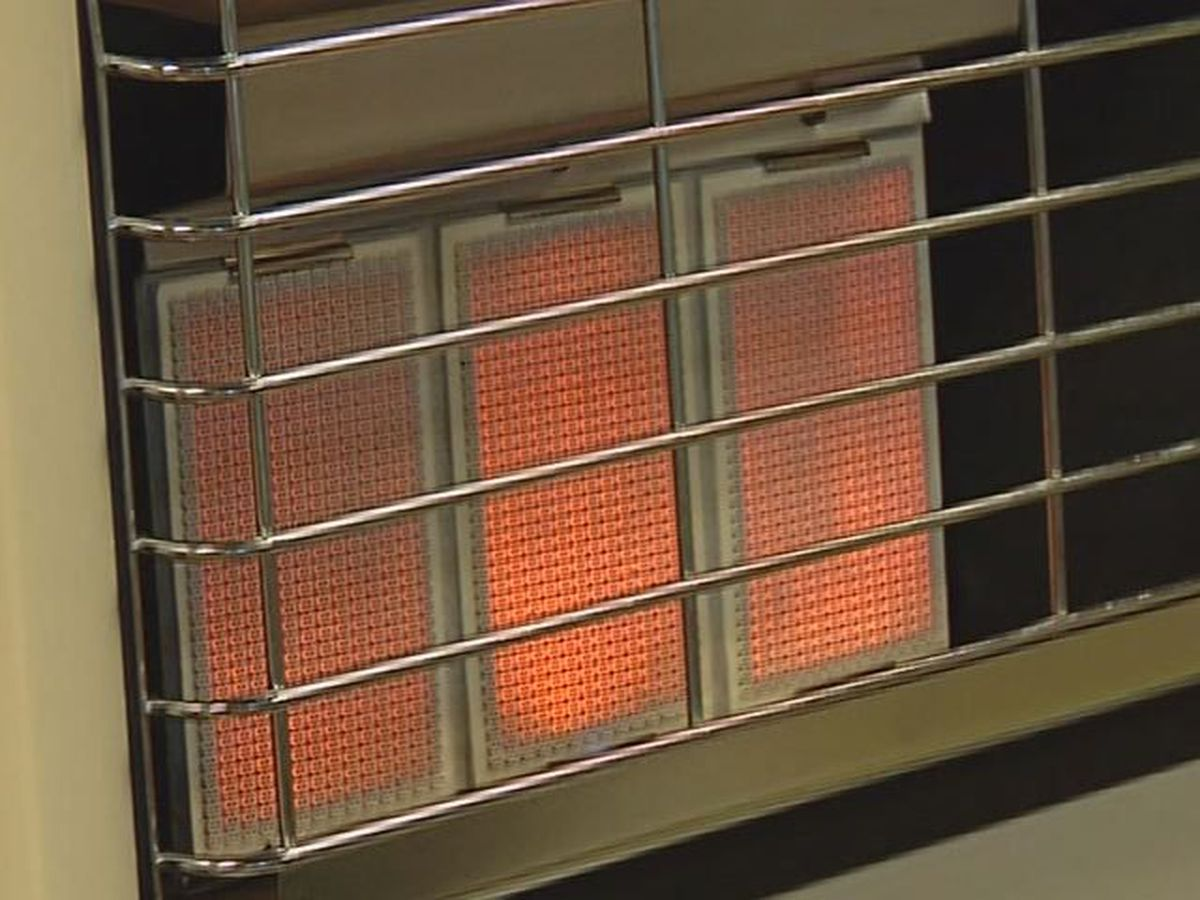 Fire captain warns against space heaters, open ovens inside during frigid weather