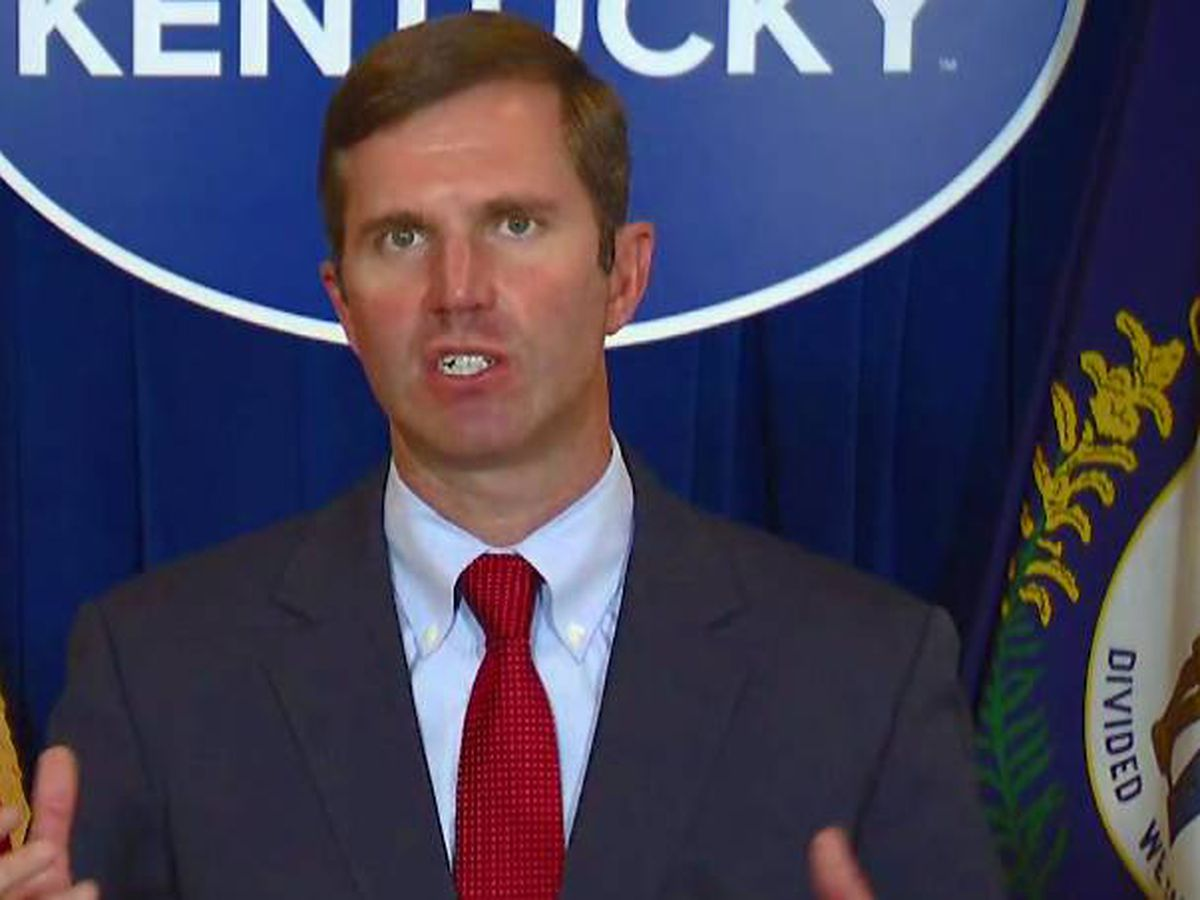 LIVE NOW: Gov. Andy Beshear's Dec. 2 COVID-19 briefing