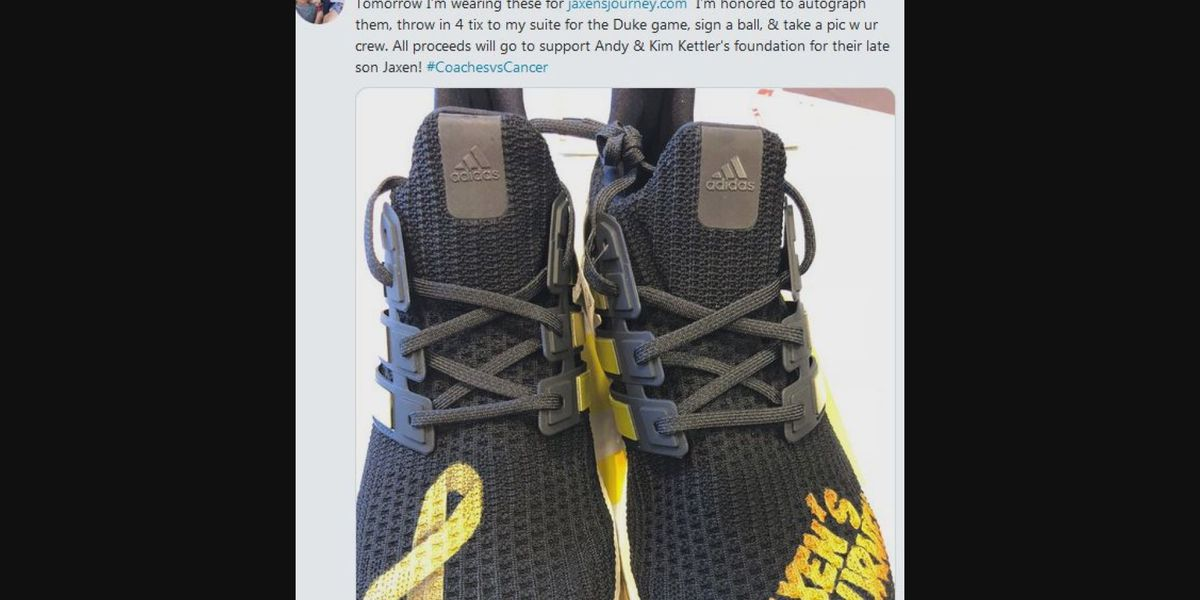 Cards coaches to wear sneakers to honor son of staff member