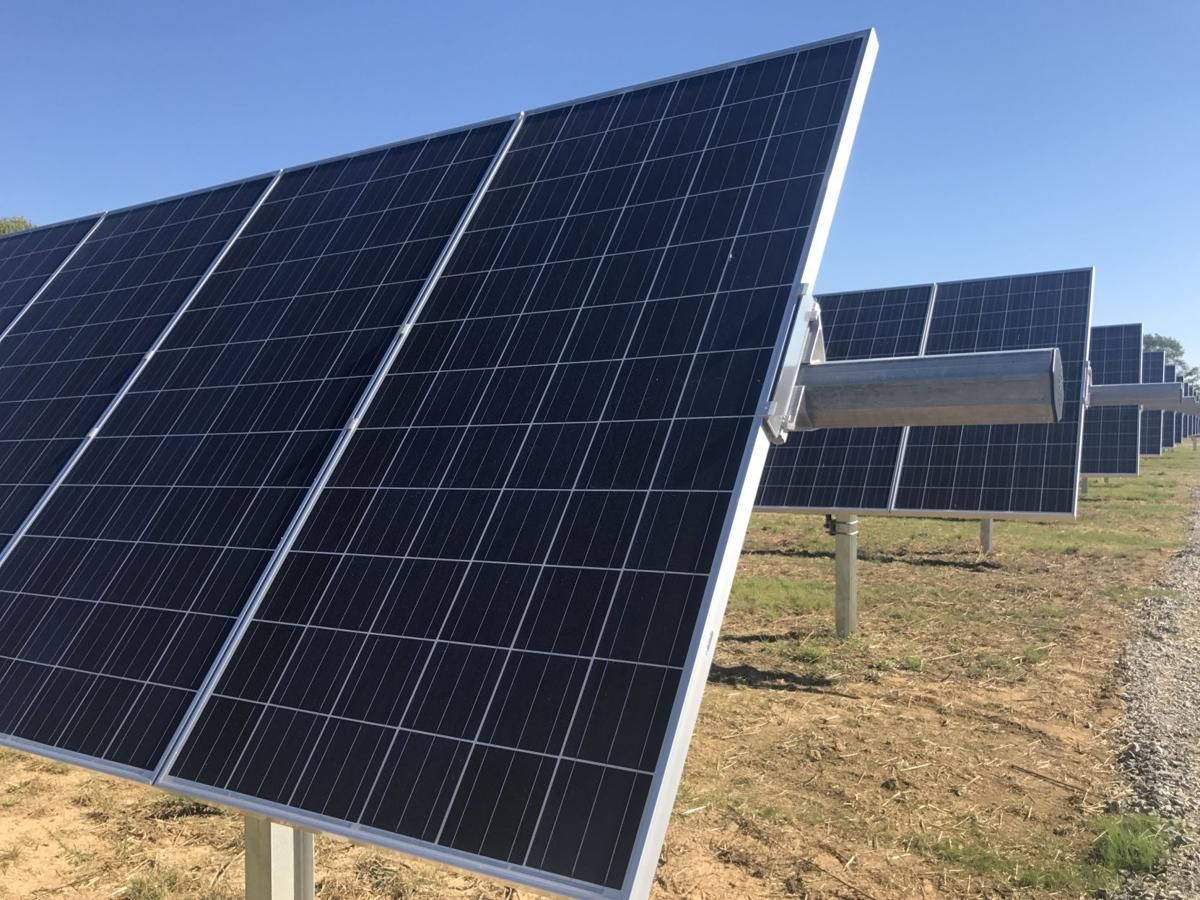At least 90 solar panels stolen from southern Indiana site